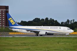 muneyan007さんが、成田国際空港で撮影した中国郵政航空 737-8Q8(BCF)の航空フォト(飛行機 写真・画像)