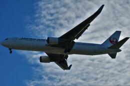 Ryo-TKSさんが、徳島空港で撮影した日本航空 767-346/ERの航空フォト(飛行機 写真・画像)