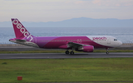 asuto_fさんが、大分空港で撮影したピーチ A320-214の航空フォト(飛行機 写真・画像)