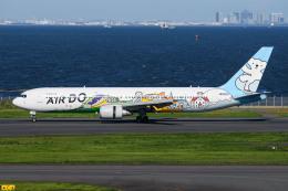 kuraykiさんが、羽田空港で撮影したAIR DO 767-381の航空フォト(飛行機 写真・画像)