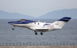 asuto_fさんが、大分空港で撮影した日本法人所有 HA-420の航空フォト(飛行機 写真・画像)