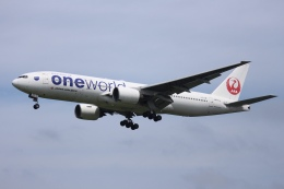 Love NRTさんが、成田国際空港で撮影した日本航空 777-246の航空フォト(飛行機 写真・画像)