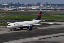 Deepさんが、羽田空港で撮影したデルタ航空 A330-941の航空フォト(飛行機 写真・画像)