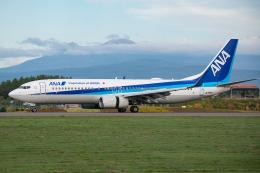 Tomo-Papaさんが、旭川空港で撮影した全日空 737-881の航空フォト(飛行機 写真・画像)