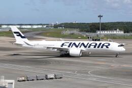 utarou on NRTさんが、成田国際空港で撮影したフィンエアー A350-941の航空フォト(飛行機 写真・画像)