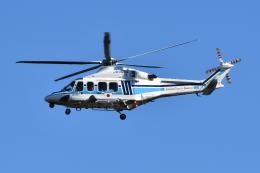 Deepさんが、成田国際空港で撮影した海上保安庁 AW139の航空フォト(飛行機 写真・画像)