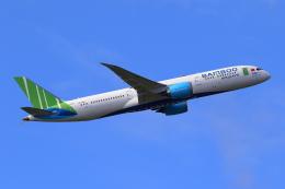 こだしさんが、成田国際空港で撮影したバンブー・エアウェイズ 787-9の航空フォト(飛行機 写真・画像)