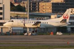 ドガースさんが、伊丹空港で撮影した日本エアコミューター 340Bの航空フォト(飛行機 写真・画像)
