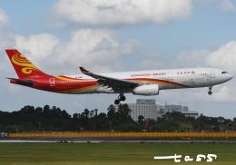 tassさんが、成田国際空港で撮影した香港航空 A330-343Xの航空フォト(飛行機 写真・画像)