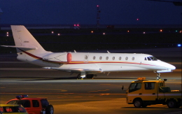 asuto_fさんが、大分空港で撮影した朝日航洋 680 Citation Sovereignの航空フォト(飛行機 写真・画像)