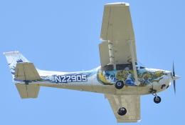 jun☆さんが、横田基地で撮影したヨコタ・アエロ・クラブ 172M Skyhawkの航空フォト(飛行機 写真・画像)