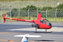 jun☆さんが、松本空港で撮影した日本個人所有 R22 Betaの航空フォト(飛行機 写真・画像)