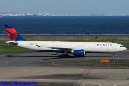 Chofu Spotter Ariaさんが、羽田空港で撮影したデルタ航空 A330-941の航空フォト(飛行機 写真・画像)