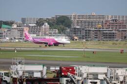 kou-1さんが、福岡空港で撮影したピーチ A320-251Nの航空フォト(飛行機 写真・画像)