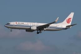 木人さんが、成田国際空港で撮影した中国国際航空 737-89Lの航空フォト(飛行機 写真・画像)
