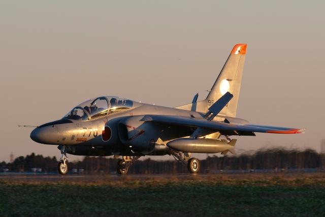 木人さんが、茨城空港で撮影した航空自衛隊 T-4の航空フォト(飛行機 写真・画像)