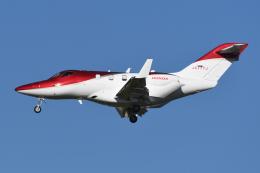 sky77さんが、成田国際空港で撮影した日本法人所有 HA-420の航空フォト(飛行機 写真・画像)
