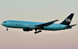 AIRFORCE ONEさんが、成田国際空港で撮影したカーゴジェット・エアウェイズ 767-375/ERの航空フォト(飛行機 写真・画像)