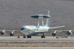 キャスバルさんが、ネリス空軍基地で撮影したアメリカ空軍 E-3B Sentry (707-300)の航空フォト(飛行機 写真・画像)