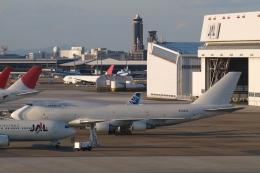 木人さんが、成田国際空港で撮影したカリッタ エア 747-446(BCF)の航空フォト(飛行機 写真・画像)