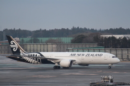 Love NRTさんが、成田国際空港で撮影したニュージーランド航空 787-9の航空フォト(飛行機 写真・画像)