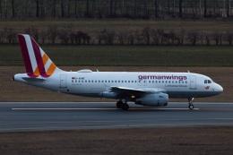 S.Hayashiさんが、ウィーン国際空港で撮影したジャーマンウィングス A319-132の航空フォト(飛行機 写真・画像)