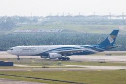 S.Hayashiさんが、クアラルンプール国際空港で撮影したオマーン航空 A330-343Xの航空フォト(飛行機 写真・画像)