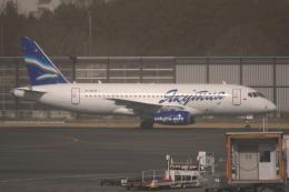 S.Hayashiさんが、成田国際空港で撮影したヤクティア・エア 100-95LRの航空フォト(飛行機 写真・画像)