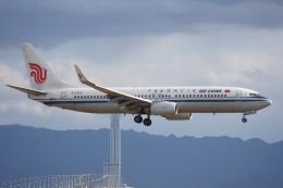 磐城さんが、関西国際空港で撮影した中国国際航空 737-89Lの航空フォト(飛行機 写真・画像)