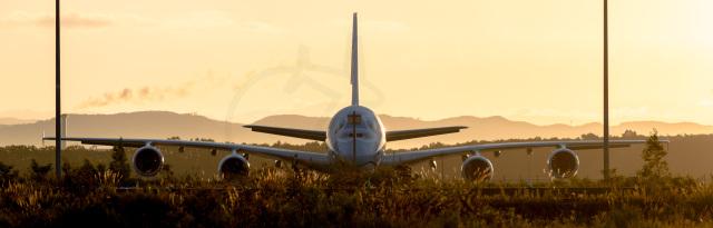 うみBOSEさんが、新千歳空港で撮影した全日空 A380-841の航空フォト(飛行機 写真・画像)