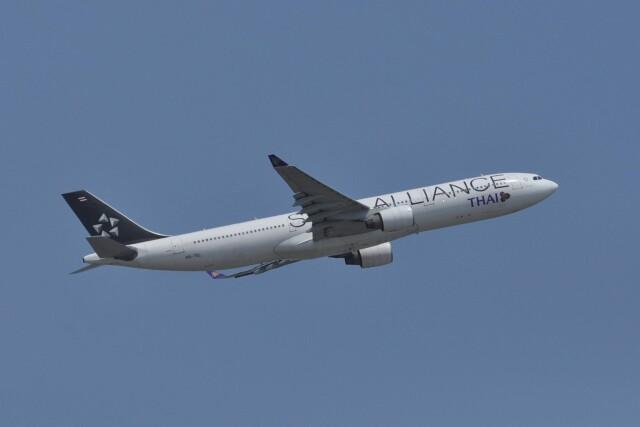 kumagorouさんが、仙台空港で撮影したタイ国際航空 A330-322の航空フォト(飛行機 写真・画像)