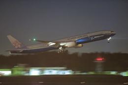 Souma2005さんが、成田国際空港で撮影したチャイナエアライン 777-309/ERの航空フォト(飛行機 写真・画像)