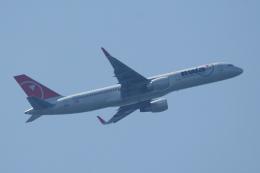 yabyanさんが、中部国際空港で撮影したノースウエスト航空 757-251の航空フォト(飛行機 写真・画像)