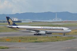 Deepさんが、関西国際空港で撮影したシンガポール航空 A330-343Xの航空フォト(飛行機 写真・画像)
