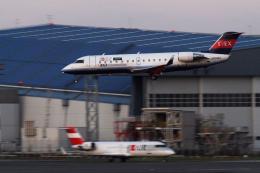 TOPAZ102さんが、伊丹空港で撮影したアイベックスエアラインズ CL-600-2B19(CRJ-200ER)の航空フォト(飛行機 写真・画像)