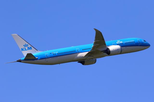 2021年09月19日に撮影されたKLMオランダ航空の航空機写真