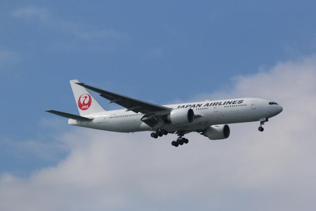 t.anrakuさんが、羽田空港で撮影した日本航空 777-246/ERの航空フォト(飛行機 写真・画像)
