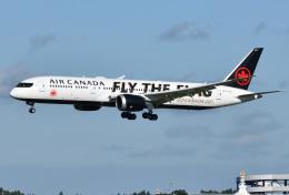 saoya_saodakeさんが、成田国際空港で撮影したエア・カナダ 787-9の航空フォト(飛行機 写真・画像)