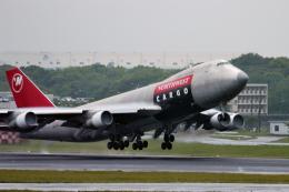 senyoさんが、成田国際空港で撮影したノースウエスト航空 747-2J9Fの航空フォト(飛行機 写真・画像)