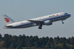 Deepさんが、成田国際空港で撮影した中国国際航空 A320-214の航空フォト(飛行機 写真・画像)