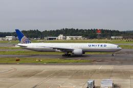 やまモンさんが、成田国際空港で撮影したユナイテッド航空 777-322/ERの航空フォト(飛行機 写真・画像)