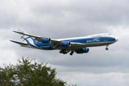 ぎんじろーさんが、成田国際空港で撮影したエアブリッジ・カーゴ・エアラインズ 747-83QFの航空フォト(飛行機 写真・画像)