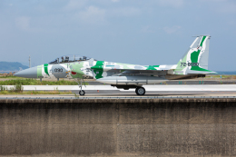 (新)ふぁんとむ改さんが、築城基地で撮影した航空自衛隊 F-15DJ Eagleの航空フォト(飛行機 写真・画像)