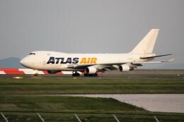 OMAさんが、岩国空港で撮影したアトラス航空 747-4B5F/ER/SCDの航空フォト(飛行機 写真・画像)