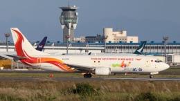 raichanさんが、成田国際空港で撮影した天津貨運航空 737-44P(SF)の航空フォト(飛行機 写真・画像)