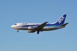 Deepさんが、成田国際空港で撮影したANAウイングス 737-5L9の航空フォト(飛行機 写真・画像)