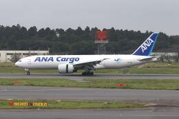 やまモンさんが、成田国際空港で撮影した全日空 777-F81の航空フォト(飛行機 写真・画像)