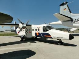 TA27さんが、フリードリヒスハーフェン空港で撮影したunknown Do 228-200の航空フォト(飛行機 写真・画像)
