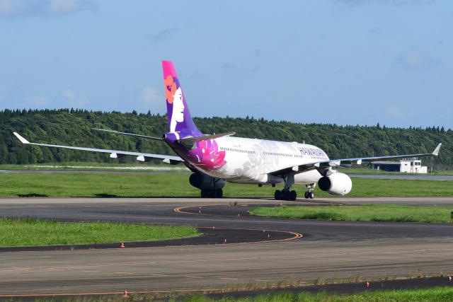 rangeroverさんが、成田国際空港で撮影したハワイアン航空 A330-243の航空フォト(飛行機 写真・画像)