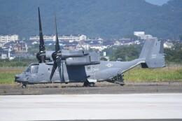 kumagorouさんが、仙台空港で撮影したアメリカ空軍 CV-22Bの航空フォト(飛行機 写真・画像)